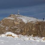 A un passo dalla croce